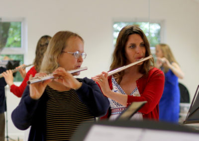 Flute Ensemble Session