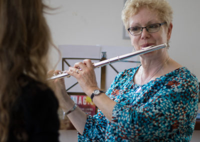 Group Flute Lesson